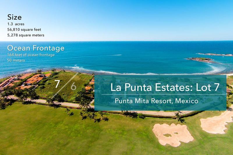 7 La Punta Estates, G2/5 7, Riviera Nayarit, Na