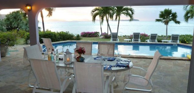 Beach Dreams Villa Rental