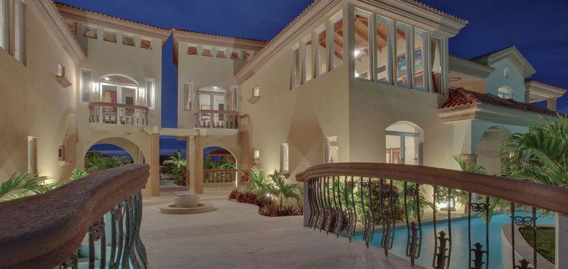 Belize brushstroke villa 19
