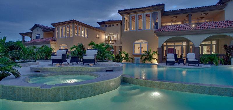 Belize brushstroke villa 23