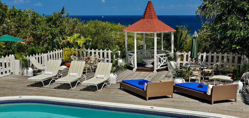 Villa Capri St Lucia Villa Rental