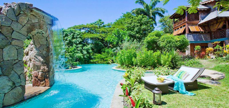 Cest La Vie St Lucia Villa Rental