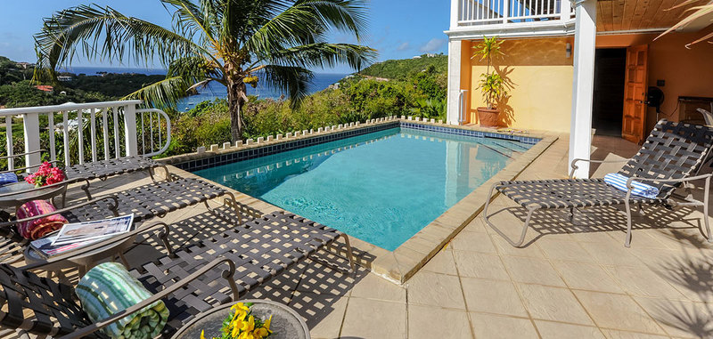 Crystal Seaview Villa Rental