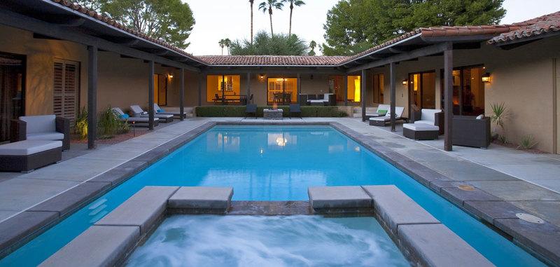 Desert Solstice Villa Rental