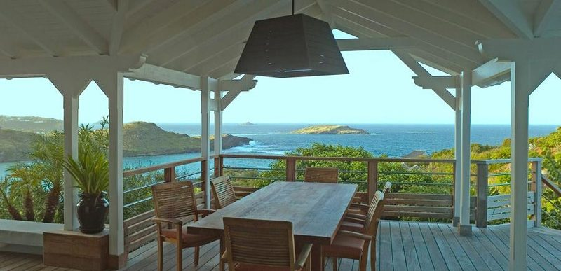 Lagon Bleu Villa Rental