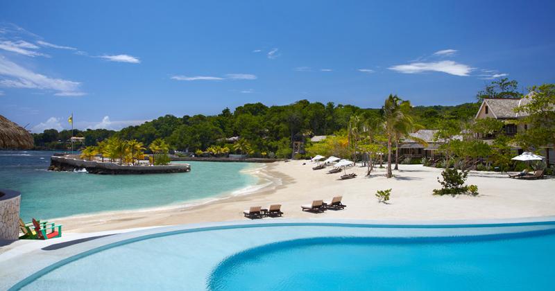 Lagoon cottages at goldeneye jamaica villas 06