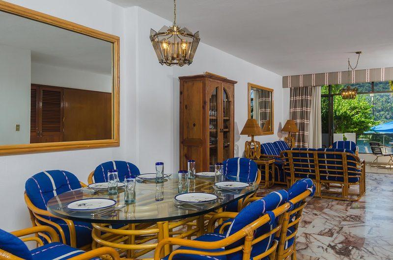La Jolla de Mismaloya Condo 6104-5 Villa Rental
