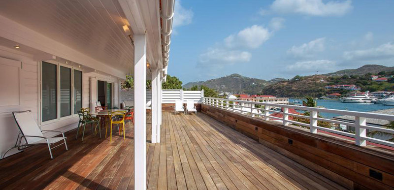 le Penthouse Villa Rental