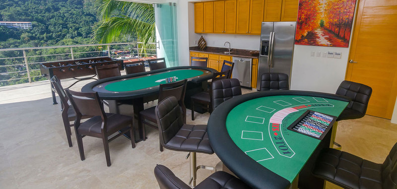 Casa mismaloya game room 05