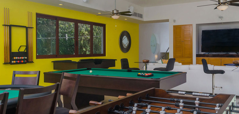 Casa mismaloya game room 14