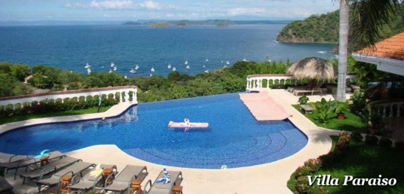 Villa Paraiso Playa Ocotal Villa Rental