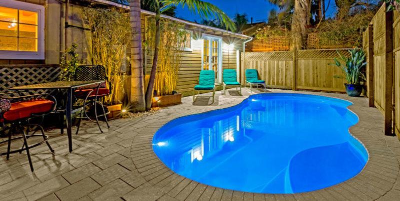 Poolside Paradise Villa Rental
