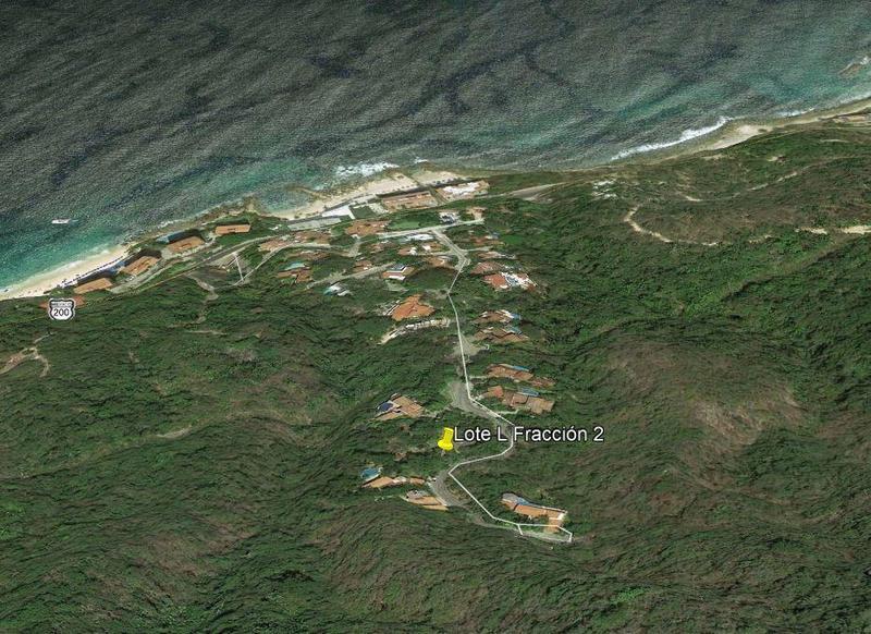 S/N Sierra De Los Encinos, Lote Sierra Del Mar Fraccion 2, Puerto Vallarta, Ja