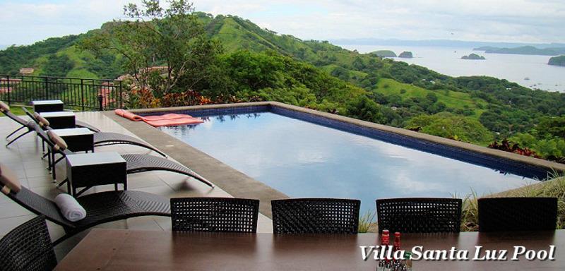 Villa Santa Luz Playa Ocotal Villa Rental
