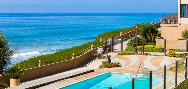 SeaSide Sanctuary in Solana Beach Villa Rental