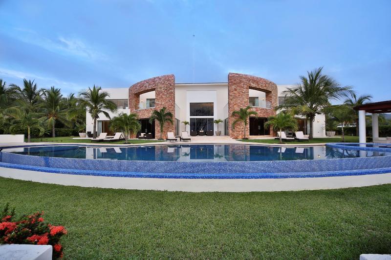 Son reve in san pancho my favorite villas - Villa reve puerto vallarta ...
