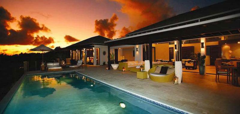 Triton Villa Rental