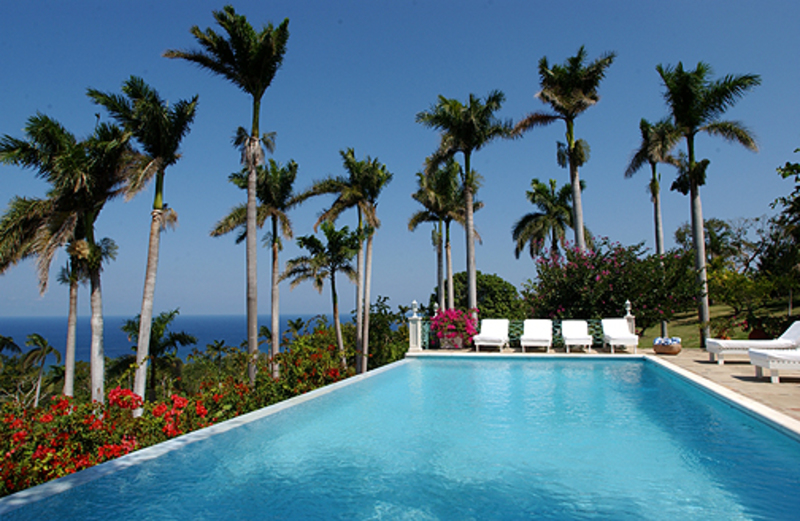 Vista del Mar at the Tryall Club Villa Rental